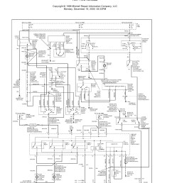 1997 ford windstar plete system wiring diagrams wiring diagrams rh wiringdiagramsolution 2001 mercury sable  [ 1236 x 1600 Pixel ]