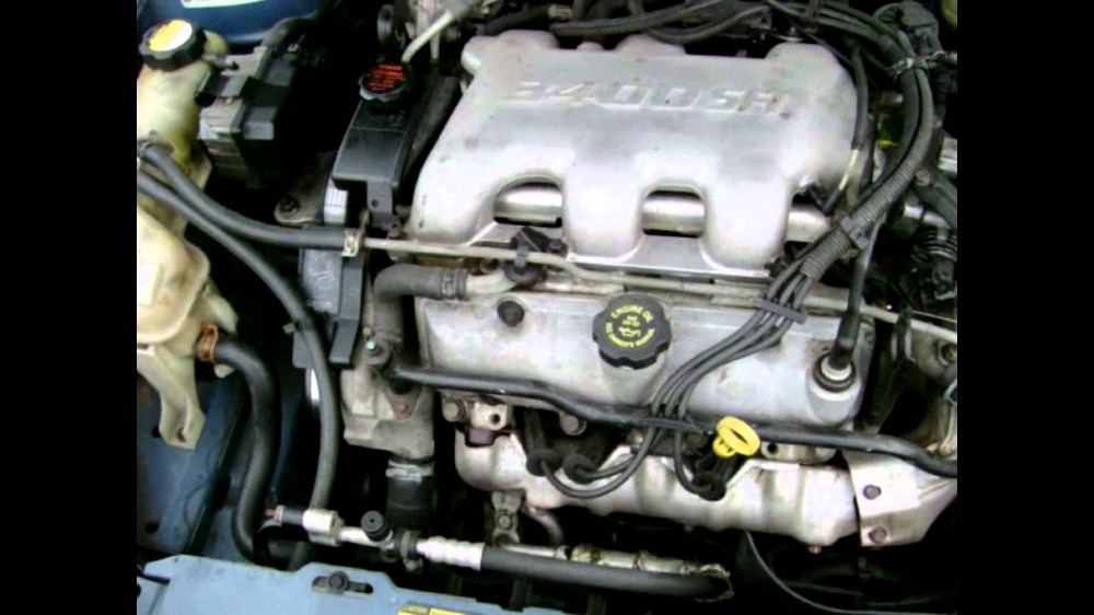 medium resolution of 2001 pontiac aztek engine diagram 3400 gm engine 3 4 liter motor explanation and discussion of
