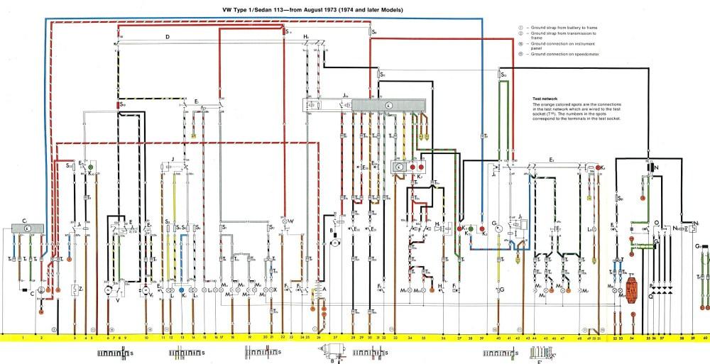 medium resolution of 74 vw bug alternator wiring as well as vw beetle engine tin diagrambug alternator wiring diagram