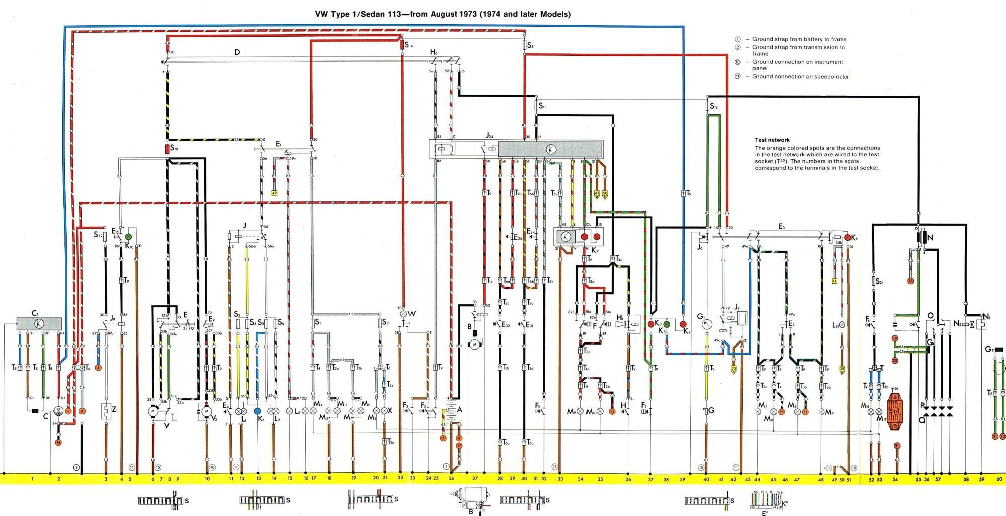 hight resolution of 74 vw bug alternator wiring as well as vw beetle engine tin diagrambug alternator wiring diagram