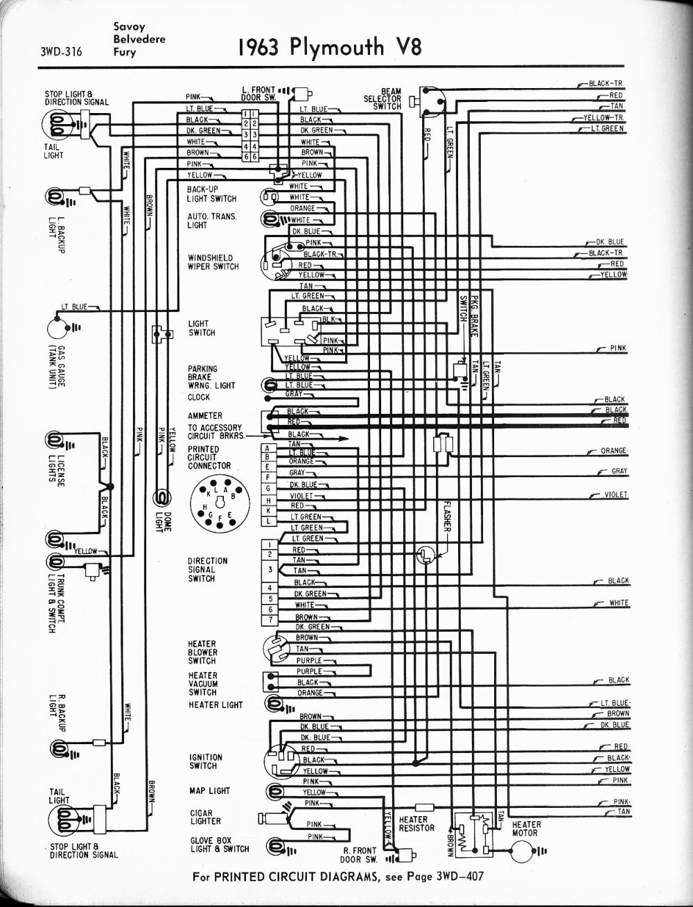medium resolution of 1963 plymouth wiring diagram wiring diagram completed 63 plymouth wiring diagram