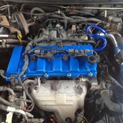 2001 Mazda Tribute Serpentine Belt Diagram John Deere 320 Drive 2002 Protege Engine My Wiring