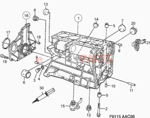 4 Cylinder Isuzusel Engine   Wiring Diagram Database