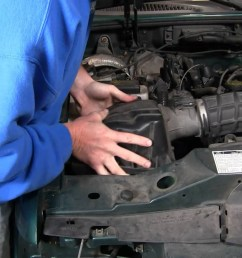 how to install replace air filter ford explorer 4 0l 97 05 1aauto 2003 ford explorer sport trac engine diagram my wiring diagram  [ 1920 x 1080 Pixel ]
