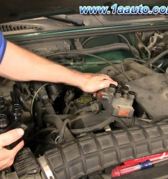 2003 ford explorer sport trac engine diagram how to install replace ignition coil ford explorer mercury [ 1920 x 1080 Pixel ]