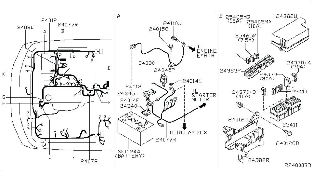 medium resolution of 2003 nissan pathfinder engine diagram circuit diagram maker mac parts 2003 nissan 350z fuse box match