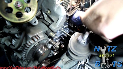 small resolution of 2004 honda accord v6 engine diagram 1998 2002 honda accord timing belt replacement with water pump