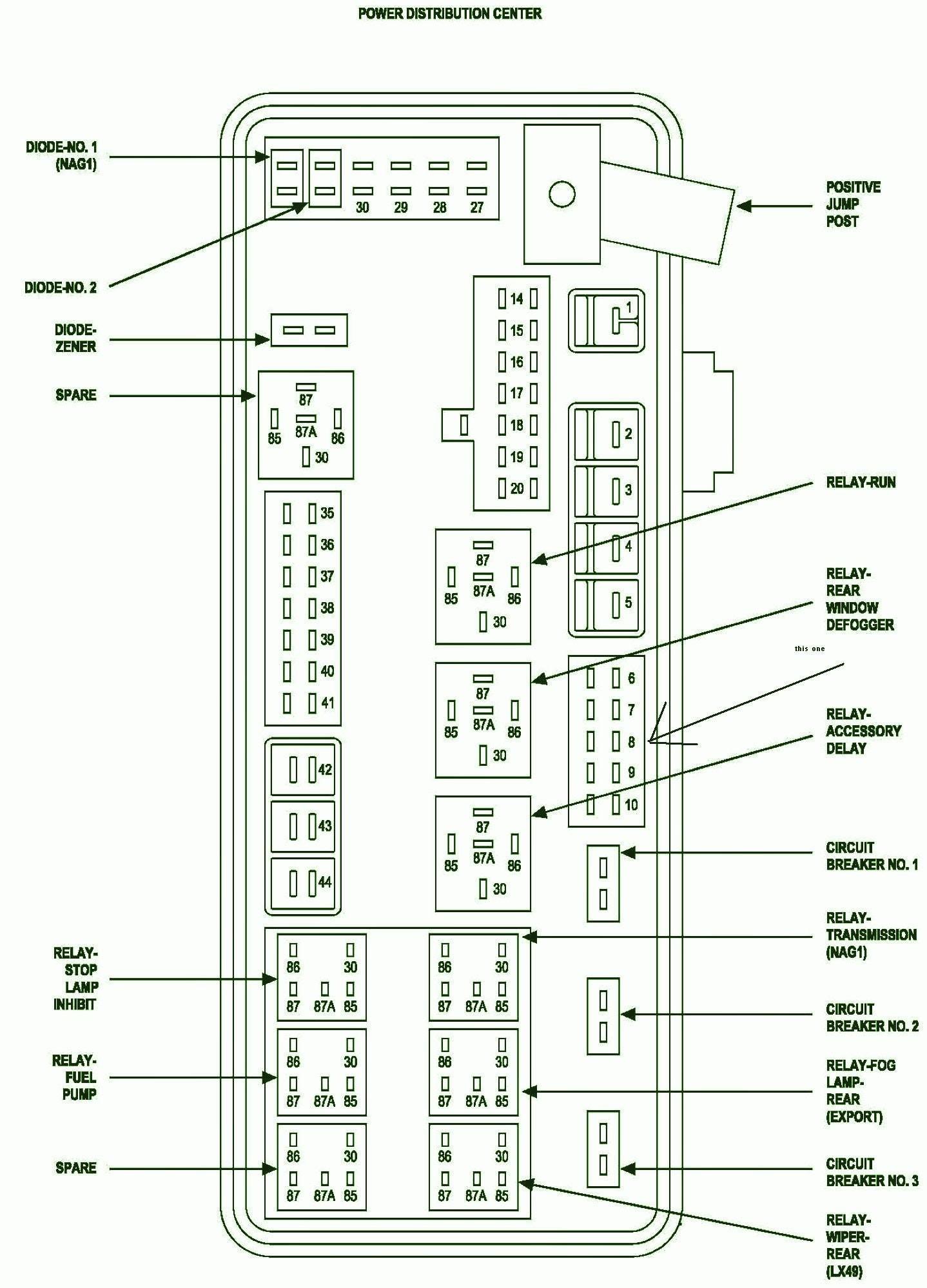 hight resolution of 2005 dodge durango engine diagram dodge durango fuse box diagram 2007 dodge durango radio wiring of