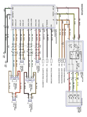 Ford Fusion Wiring Diagram Stereo | Diagram