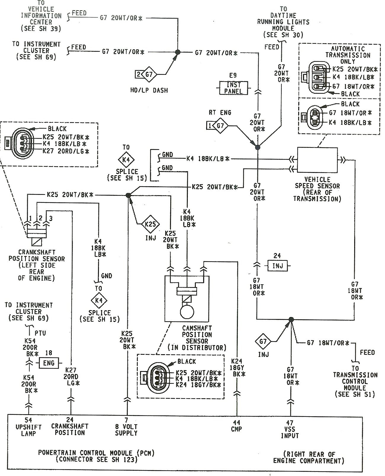 2006 Jeep Grand Cherokee Engine Diagram is there A Fuse