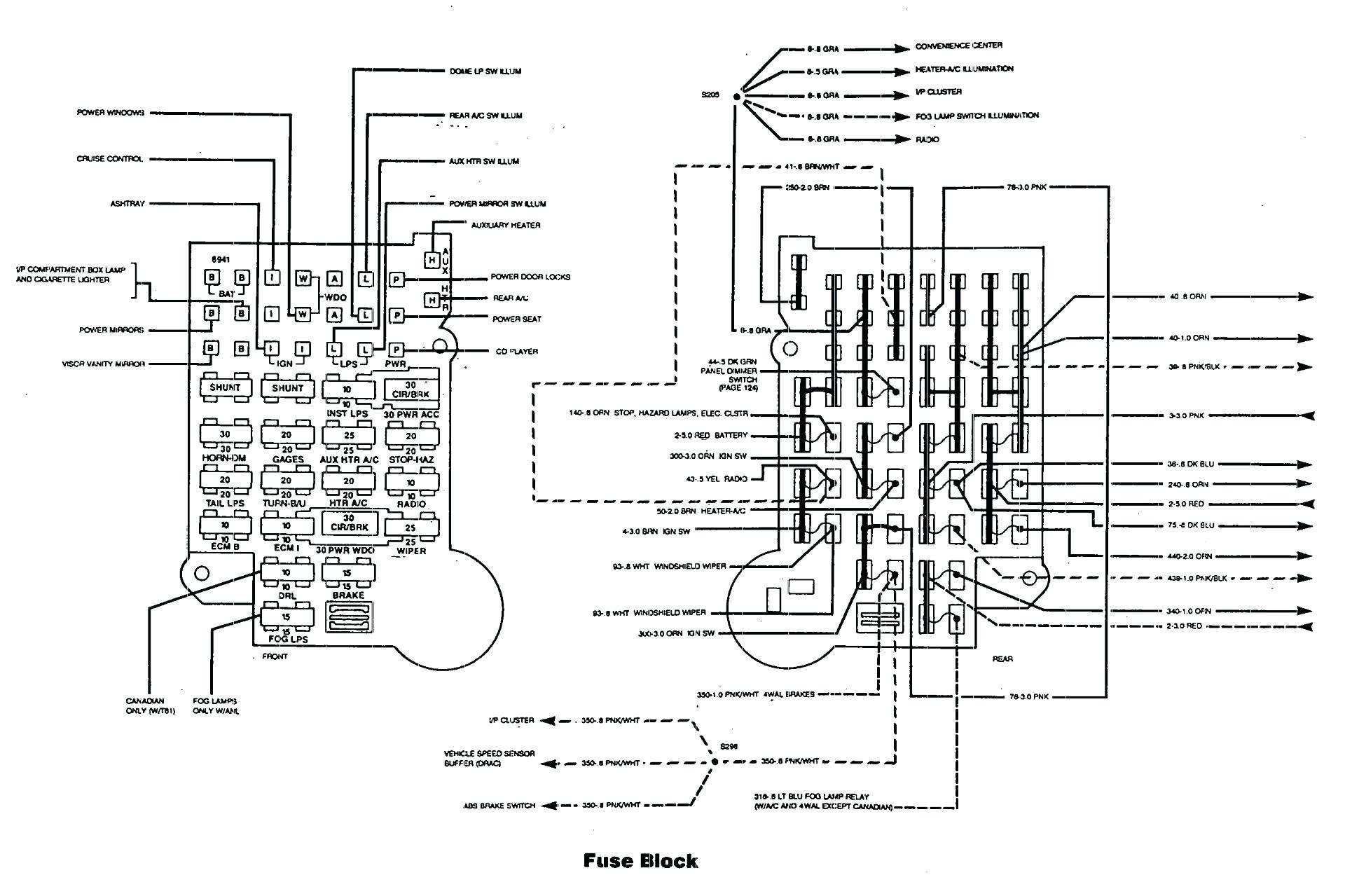 Pontiac Grand Prix Engine Diagram