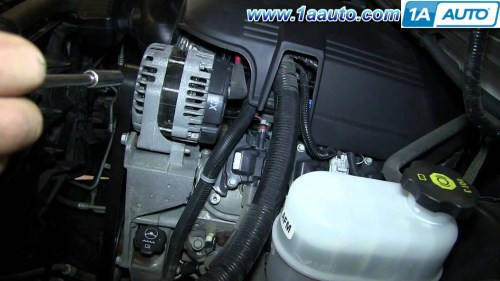 small resolution of 2007 chevy aveo engine diagram how to install replace engine ignition coil 2007 13 chevy silverado