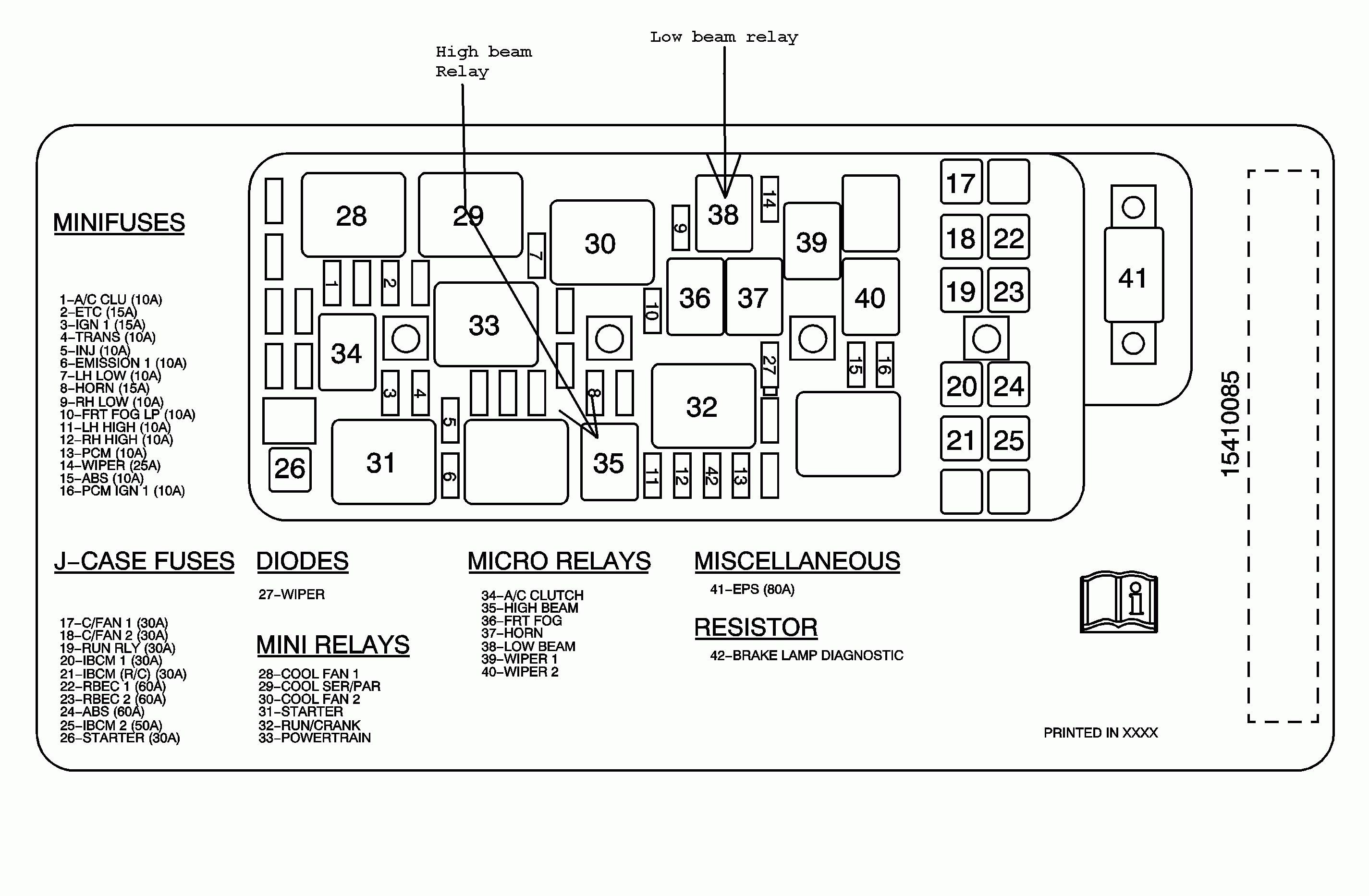 Chevy Cobalt Wiring Diagram