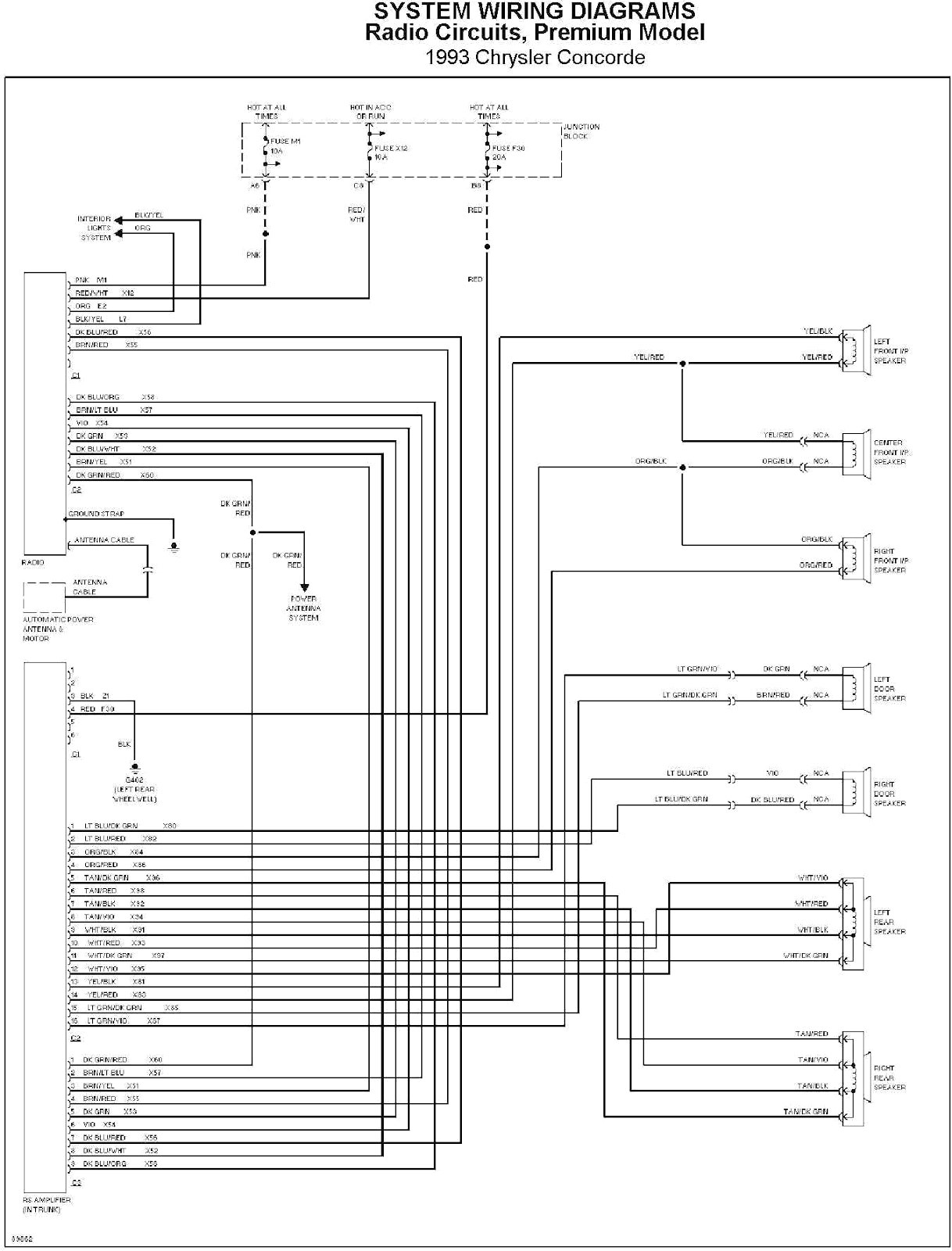 6b300 Harley Radio Wiring Diagram