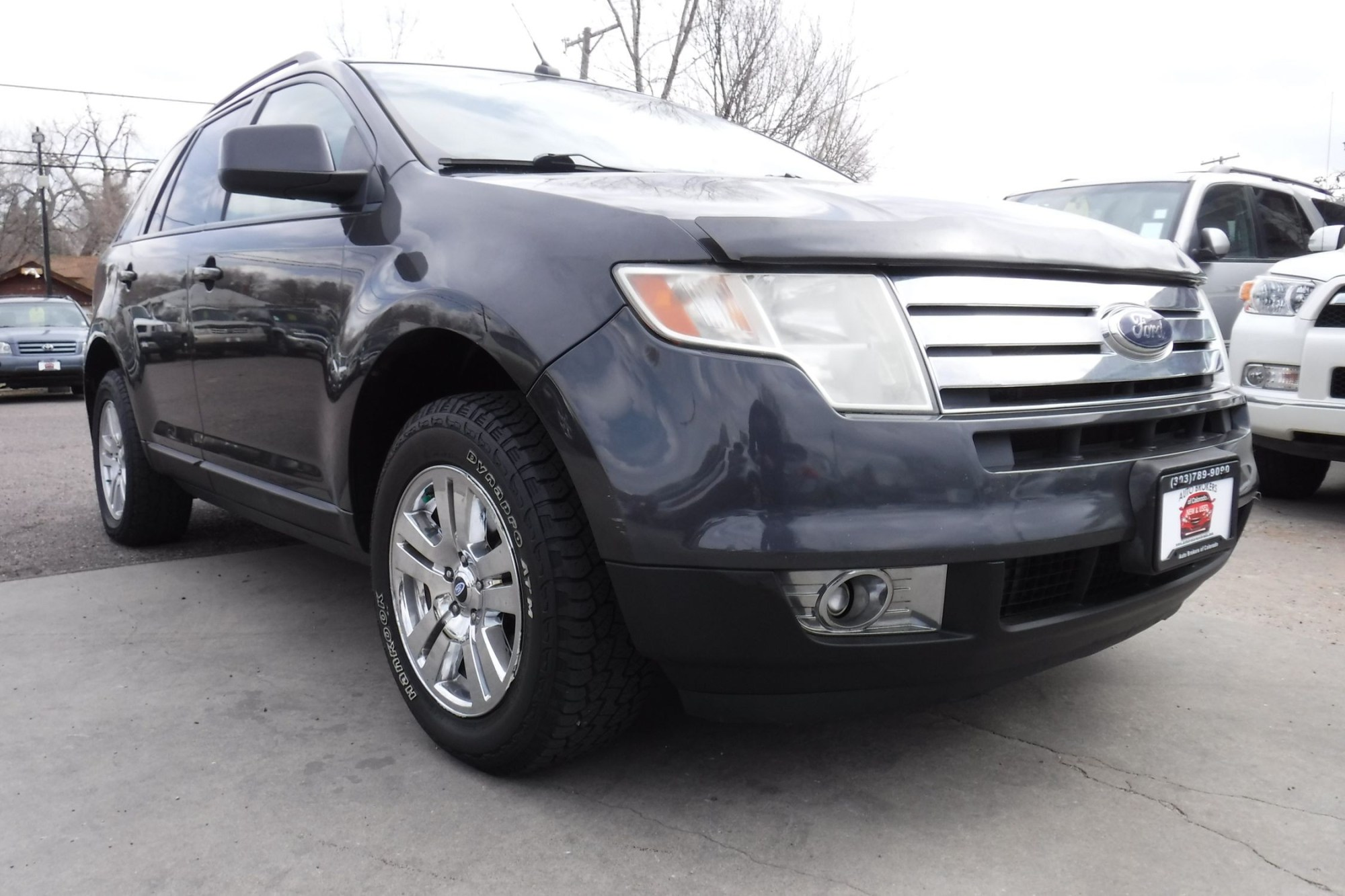 hight resolution of 2007 ford edge engine diagram 2007 ford edge sel