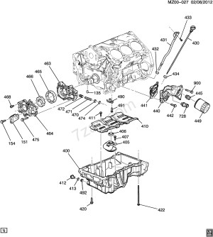 2007 Chevrolet Malibu 2 Engine Diagram • Wiring Diagram