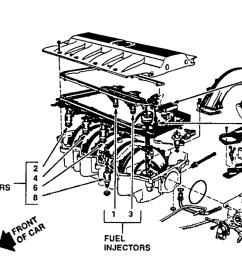 4 6 northstar engine diagram a1996 cadillac deville with a north star engine v8 4 6 [ 3355 x 2052 Pixel ]
