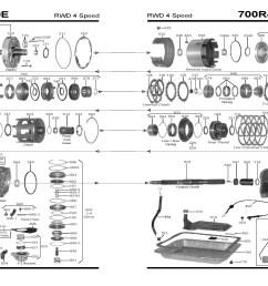 ford aod transmission parts diagram basic electronics wiring diagram 4l80e transmission parts diagram [ 3655 x 1683 Pixel ]