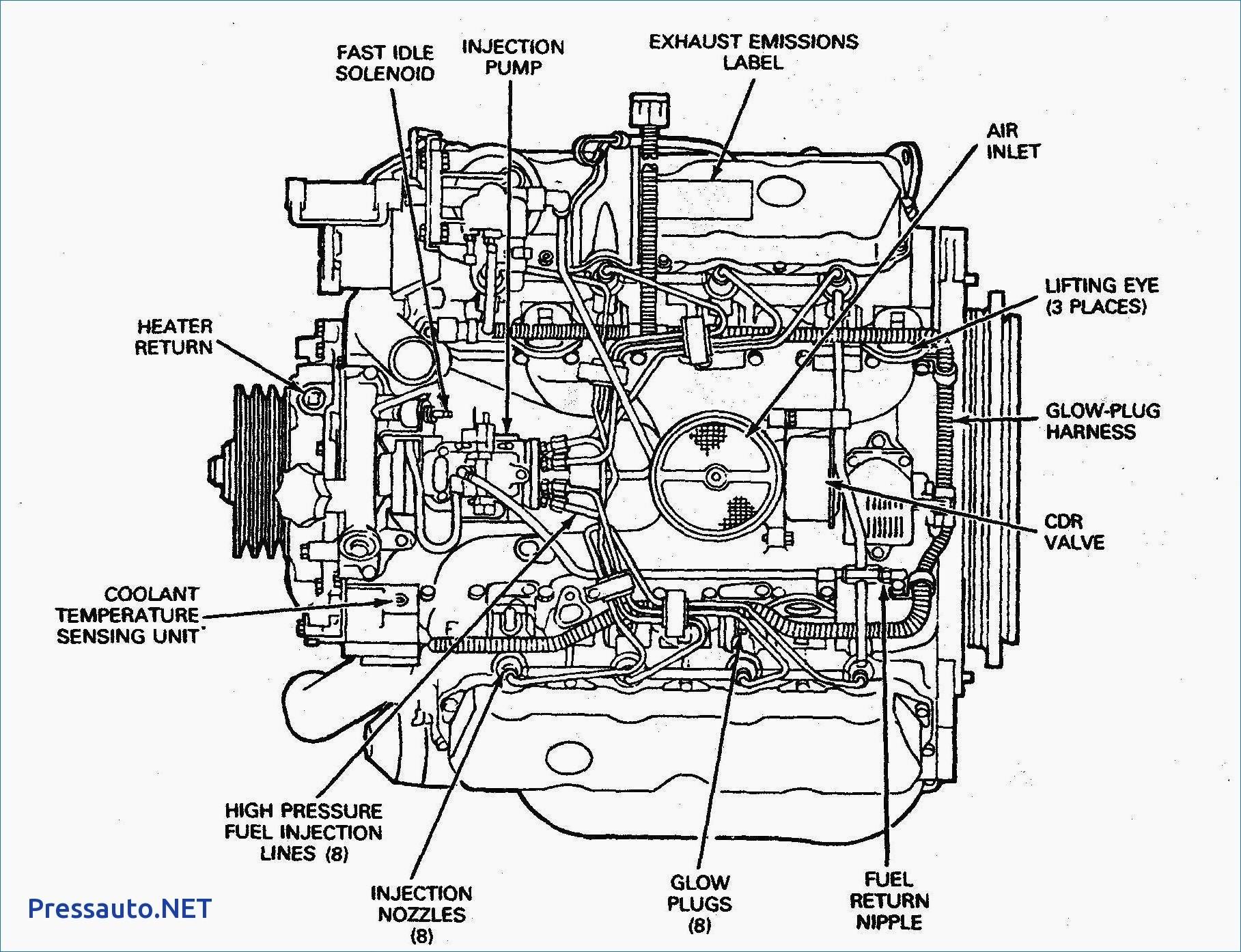 6 0l Engine Diagram
