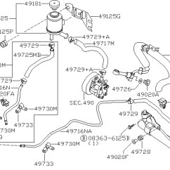 2004 Nissan Maxima Parts Diagram Simple One Way Switch Wiring 99 Altima Engine 2002 Xterra Oem