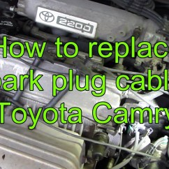99 Toyota Camry Wiring Diagram 2016 Nissan Sentra Speaker Engine How To Replace Spark Plug