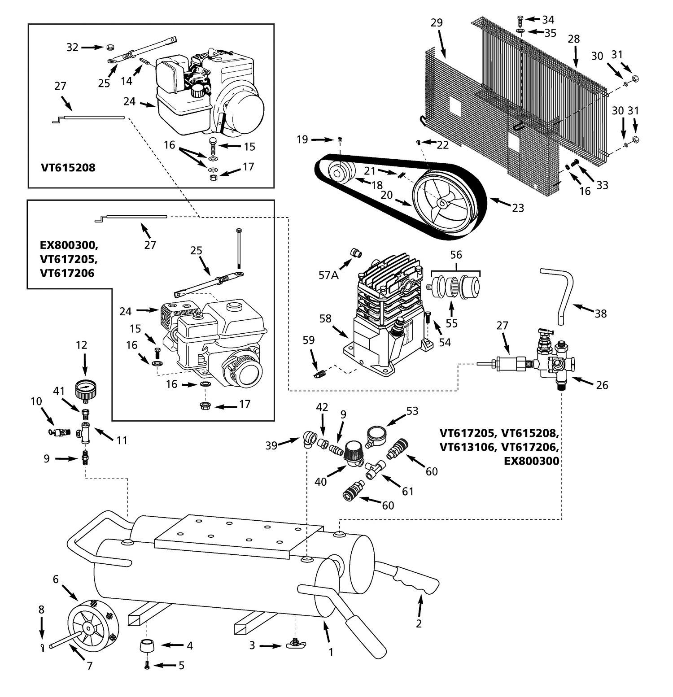 houseboat wiring diagram
