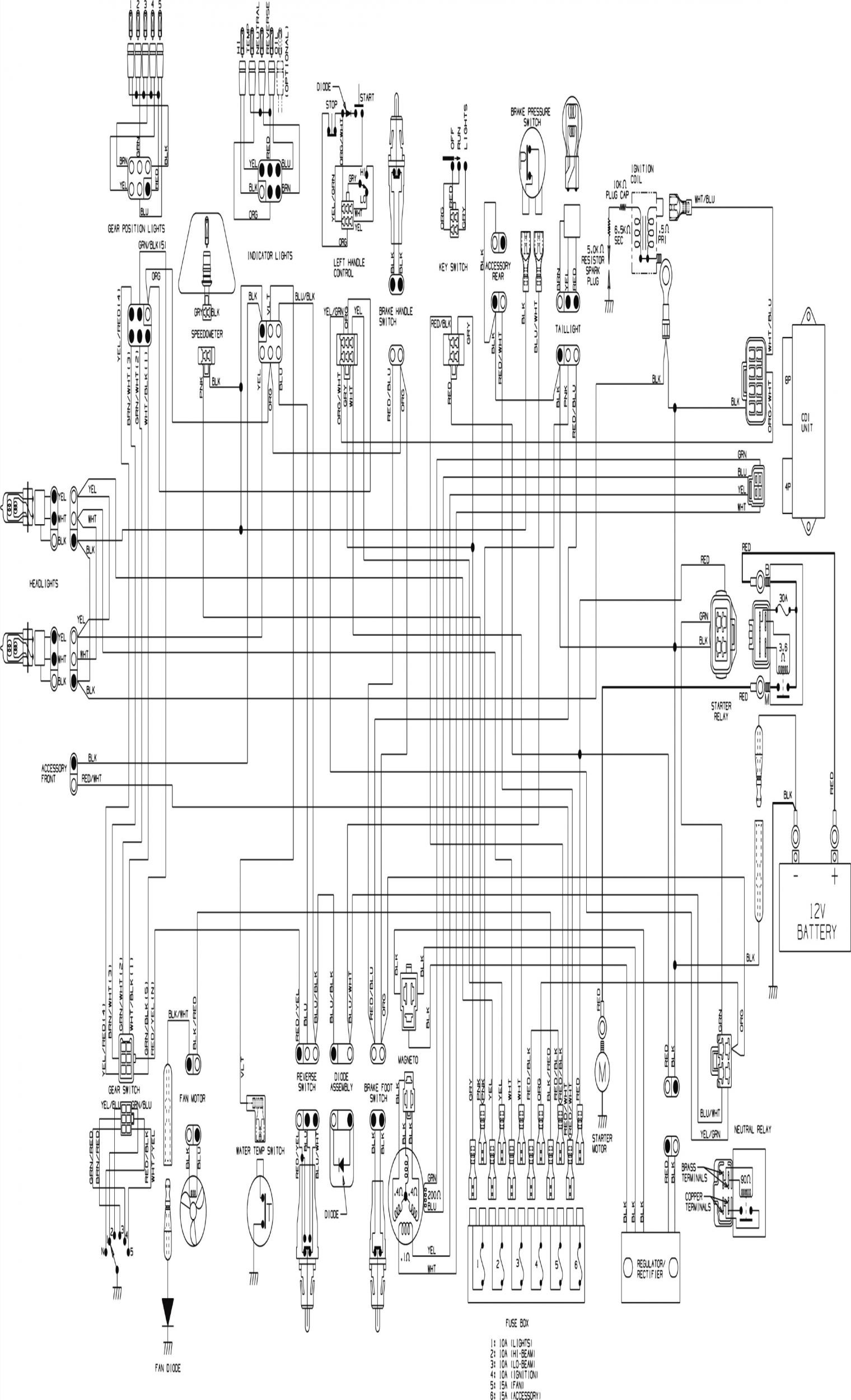 Pantera 250cc Wiring Diagram Wire Harness For Vw Bug Volvo