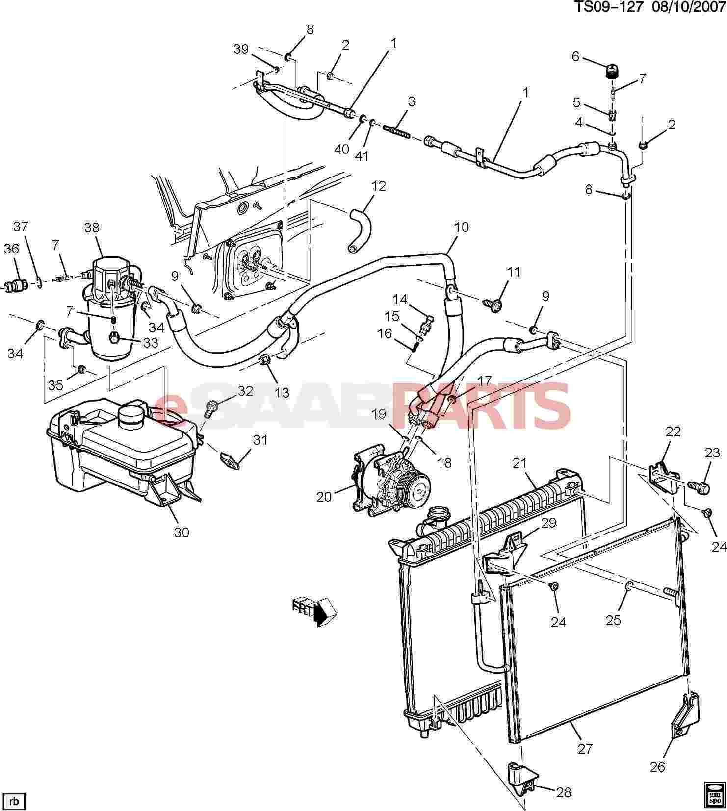 car air conditioning parts diagram 2005 dodge neon stereo wiring auto my