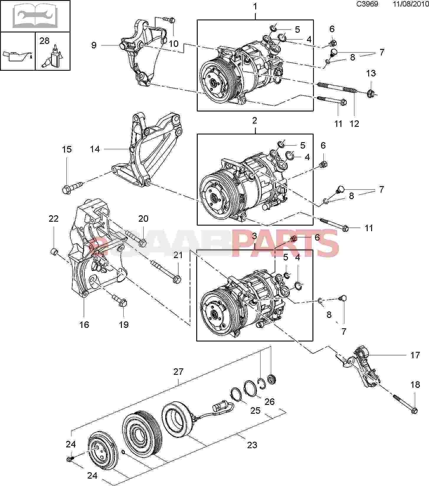 Car Air Conditioning System Diagram F250 Rear Door Wiring