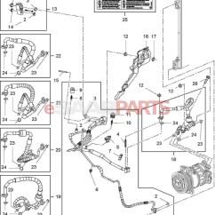 Car Air Conditioning Parts Diagram Split Conditioner Outdoor Unit Wiring Auto My