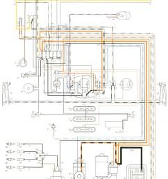 volkswagen bug engine diagram enthusiast wiring diagrams u2022 rh rasalibre co 1961 vw wiring diagram 1961 [ 1293 x 1980 Pixel ]