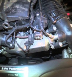 bmw 1 series engine diagram bmw 320d n47d20 possible turbo hose leak [ 1920 x 1080 Pixel ]