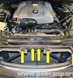 bmw 745li engine diagram bmw the infamous alternator bracket oil leak on the e65 bmw 7 [ 2592 x 1728 Pixel ]