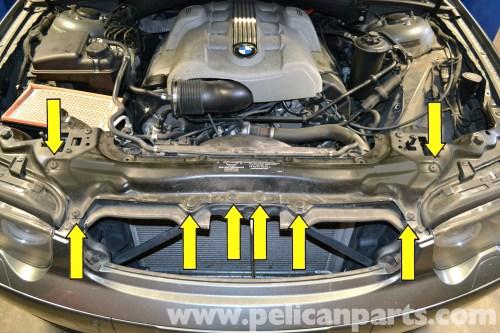 small resolution of bmw 745li engine diagram bmw the infamous alternator bracket oil leak on the e65 bmw 7