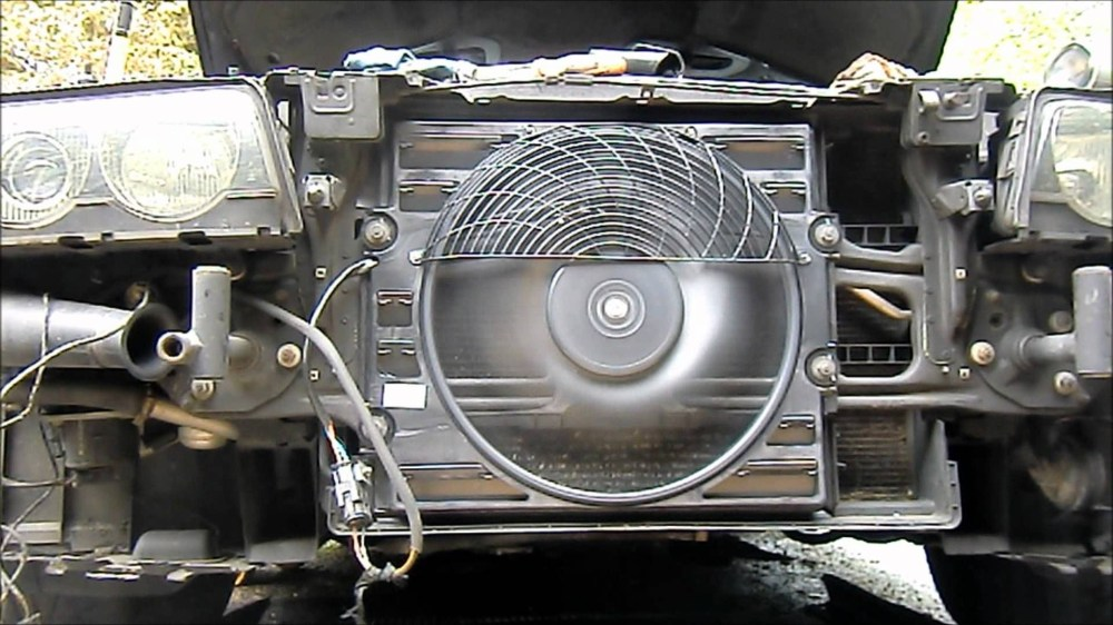 medium resolution of bmw e39 engine diagram how to diagnose your fan if it s in working order for