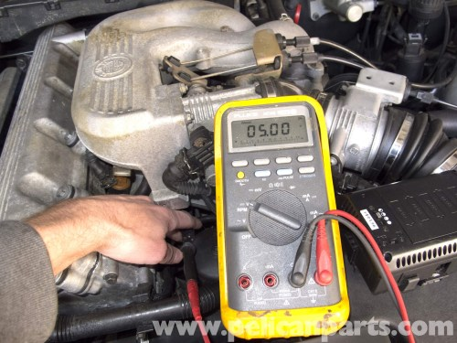 small resolution of bmw m44 engine diagram bmw z3 coolant temperature sensor testing and replacement of bmw m44 engine