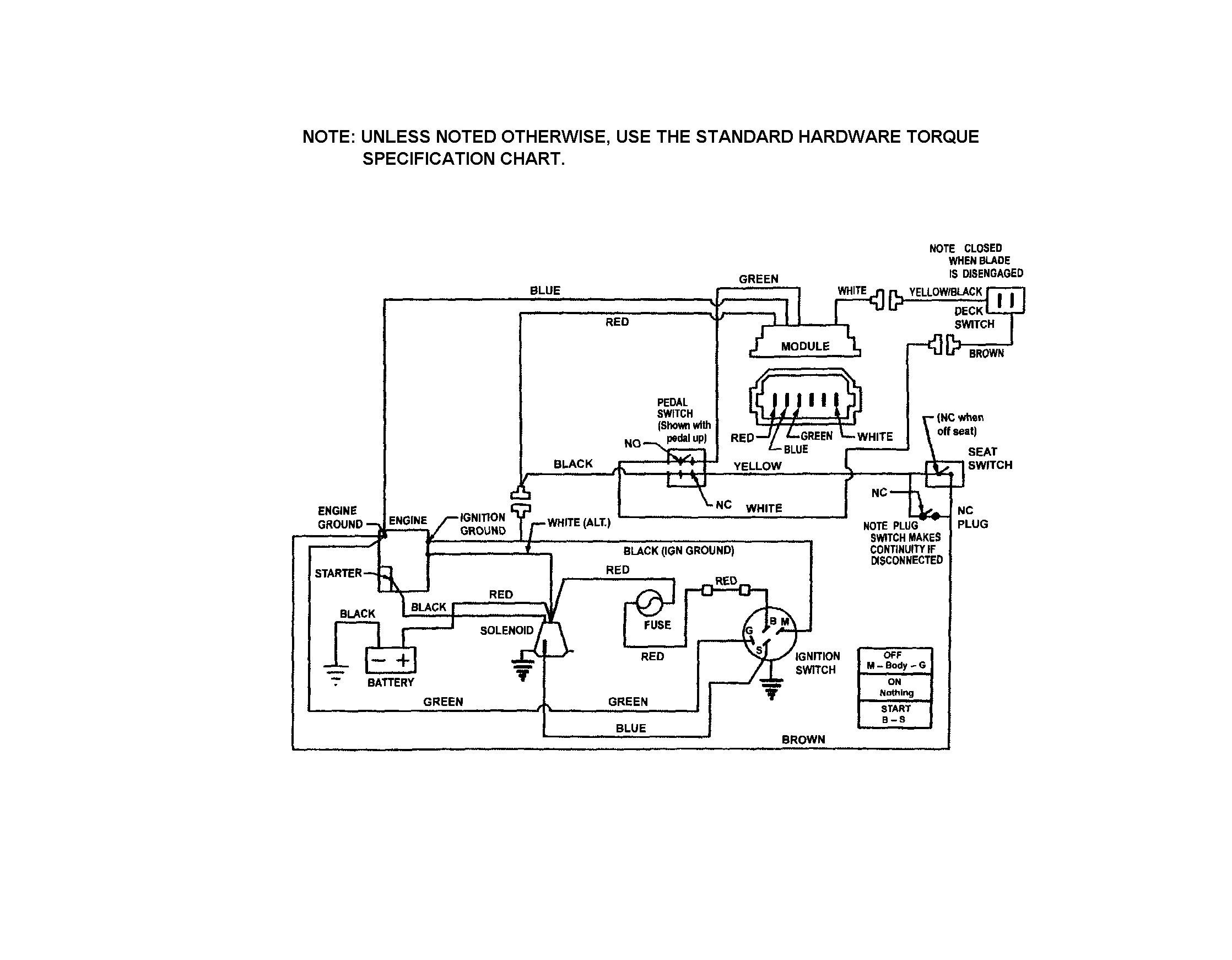 Briggs And Stratton 17 5 Hp Wiring Diagram. Wiring. Wiring