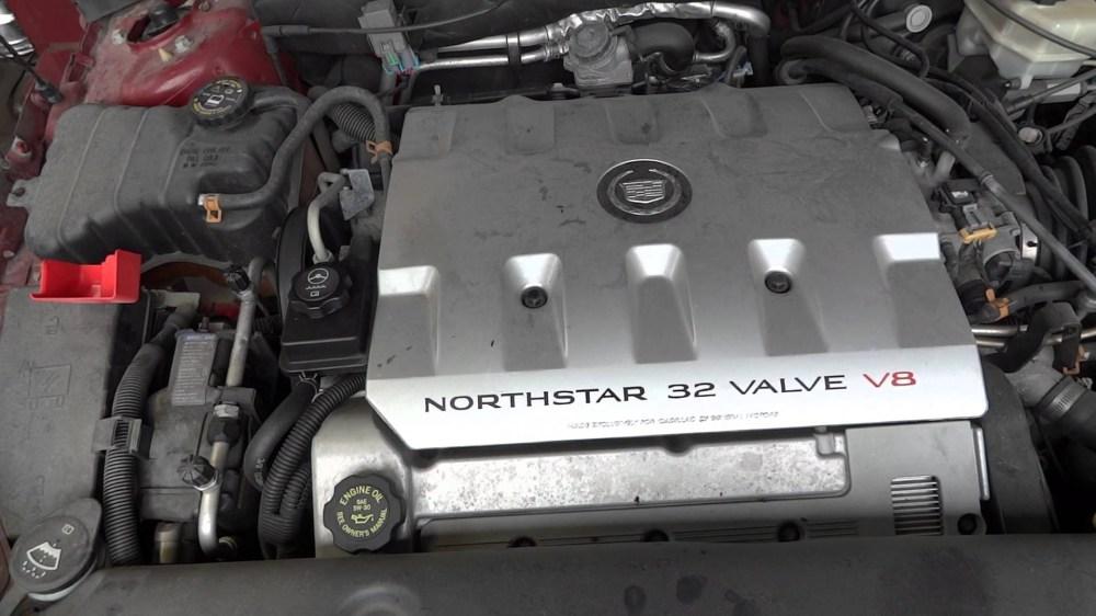 medium resolution of cadillac northstar engine diagram 2002 cadillac deville 4 6l engine with 62k miles of cadillac northstar