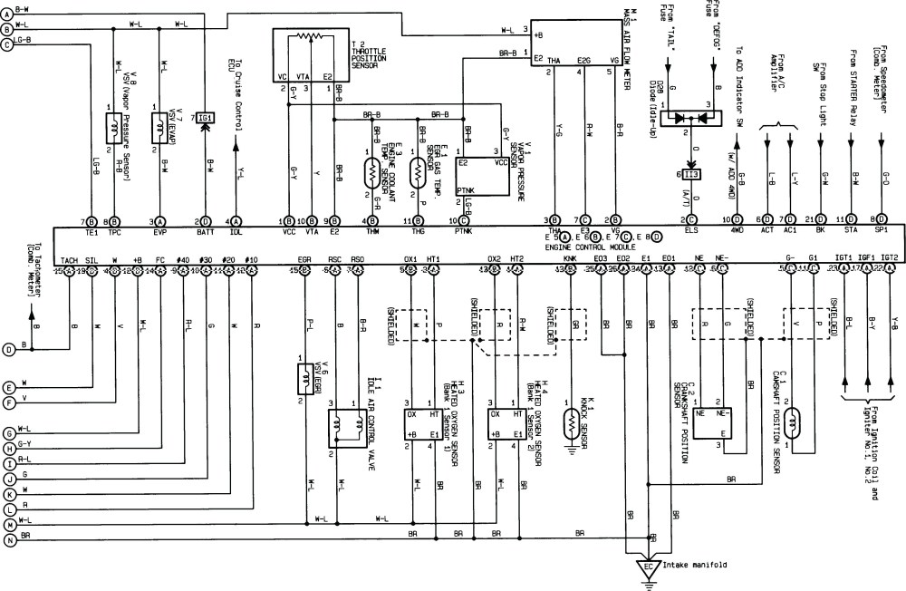 medium resolution of camry engine diagram 1996 toyota camry le radio wiring diagram amazing for best of camry engine