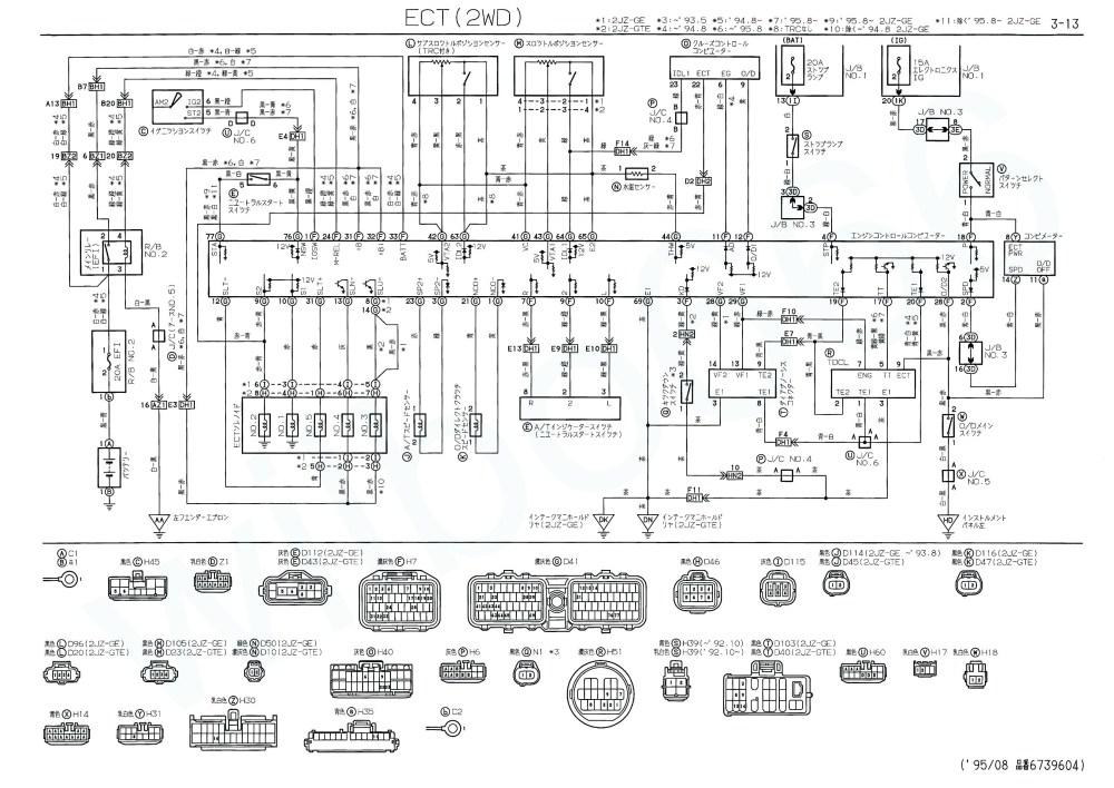 medium resolution of 1994 toyota camry fuse box diagram