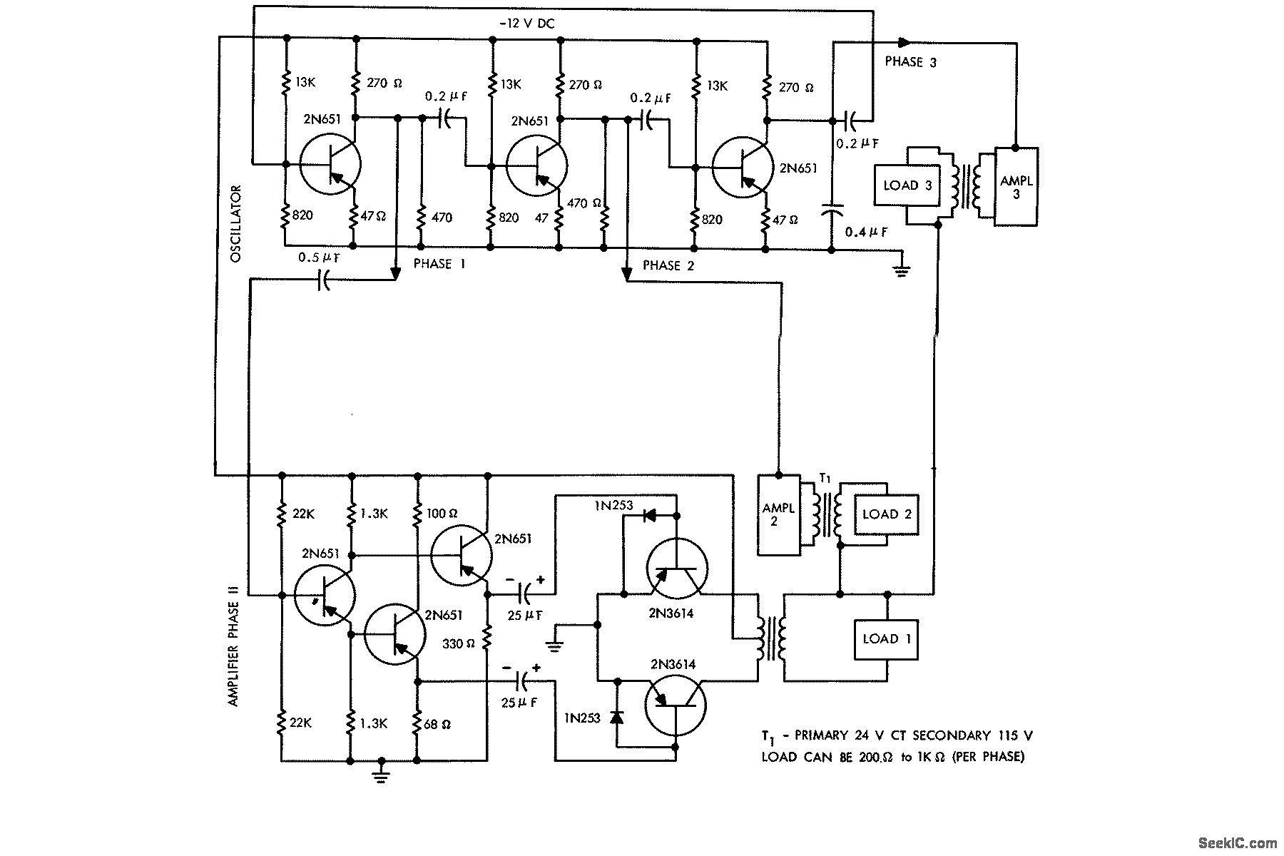 dc to ac inverter schematic diagram bosch horn relay wiring car circuit my