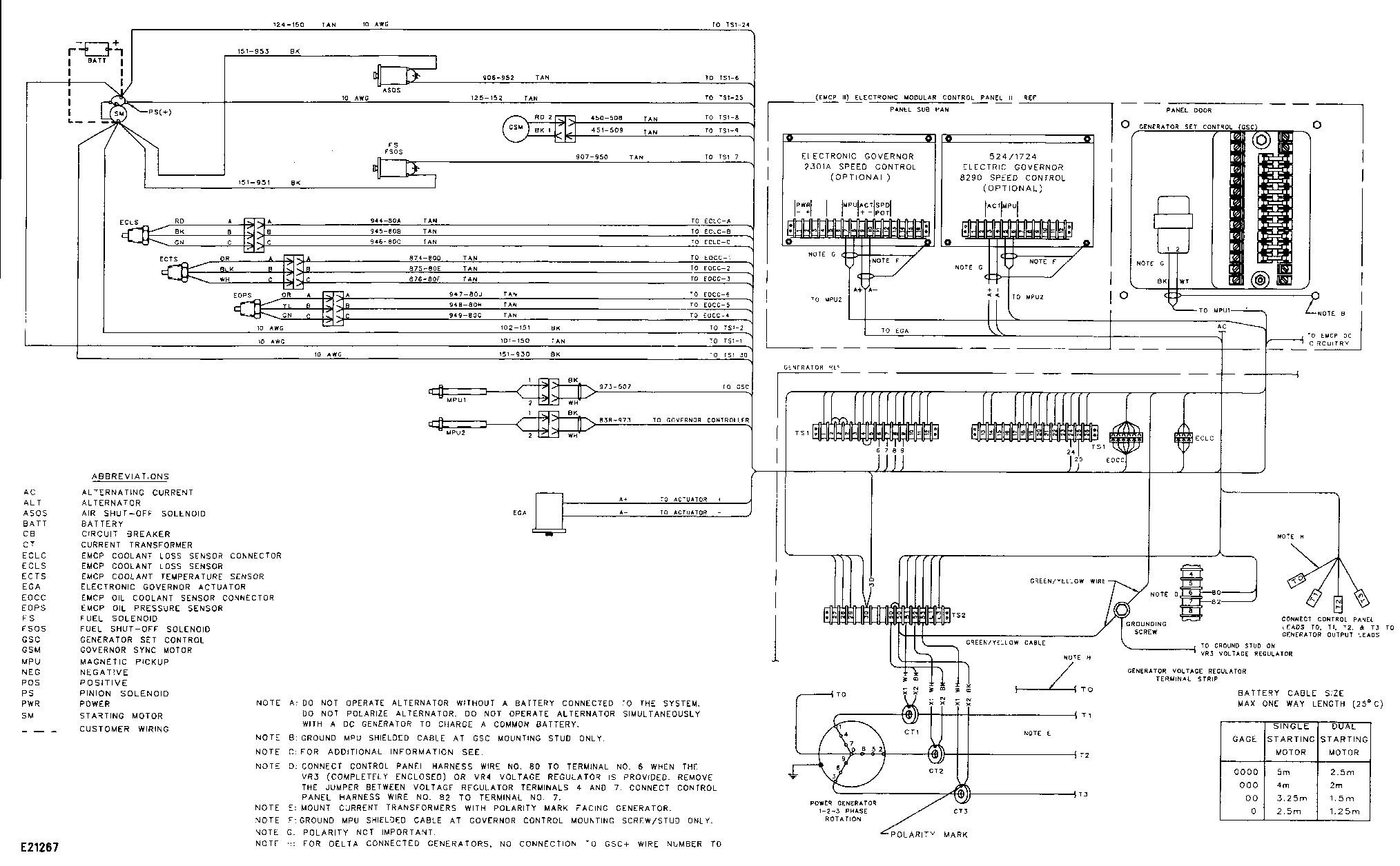 [DIAGRAM] C18 Cat Engine Generator Wiring Diagram FULL