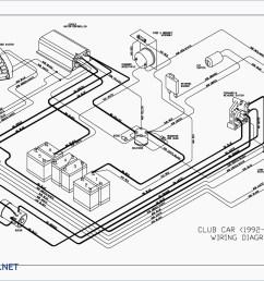 club car electric golf cart wiring diagram wiring diagram club car 48 volt with golf cart [ 1650 x 1275 Pixel ]