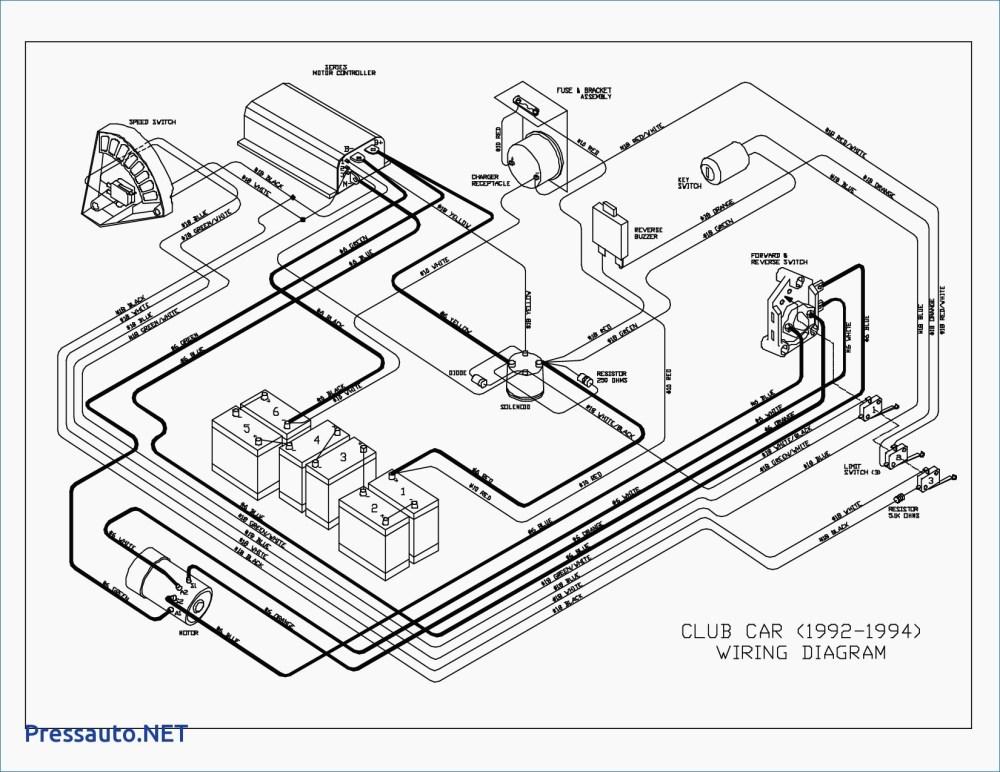 medium resolution of club car electric golf cart wiring diagram wiring diagram club car 48 volt with golf cart