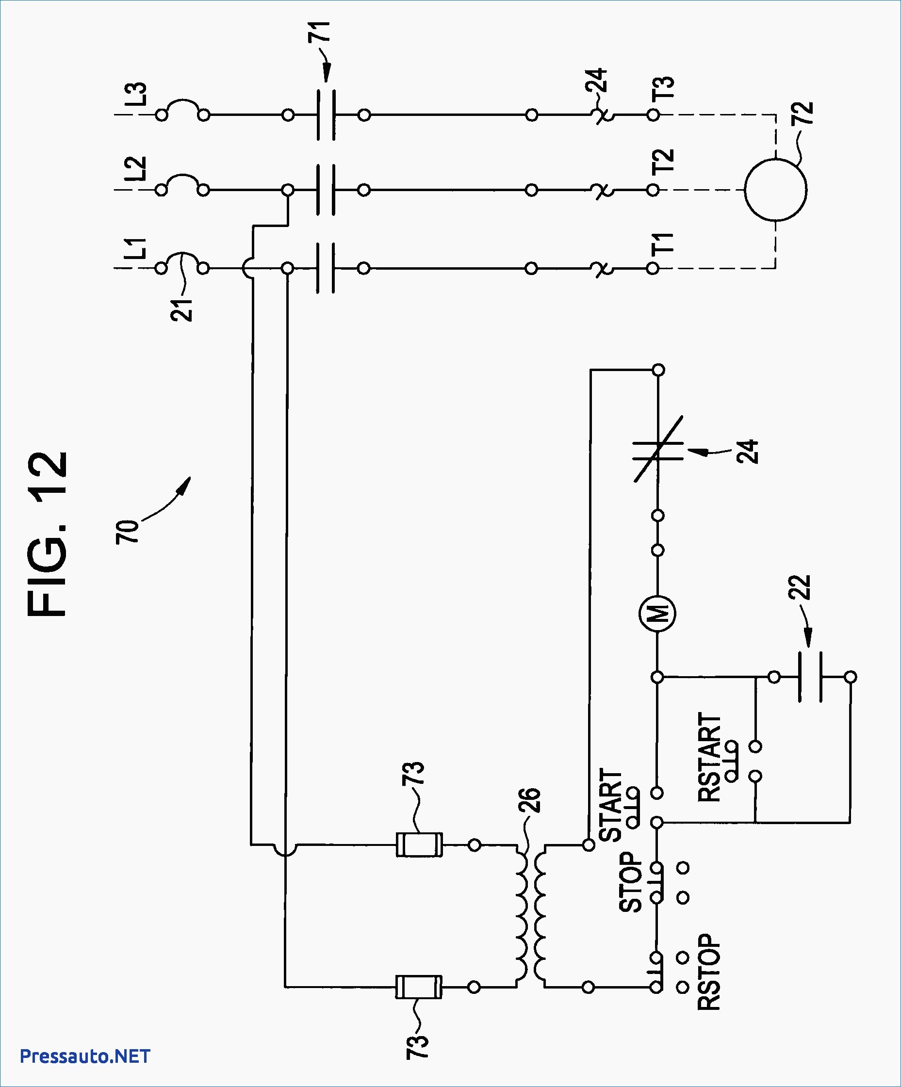 hight resolution of reversing starter wiring diagram