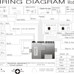 Viper Alarm 350 Wiring Diagram For Motor Starter 3 Phase Car Mobilizer My