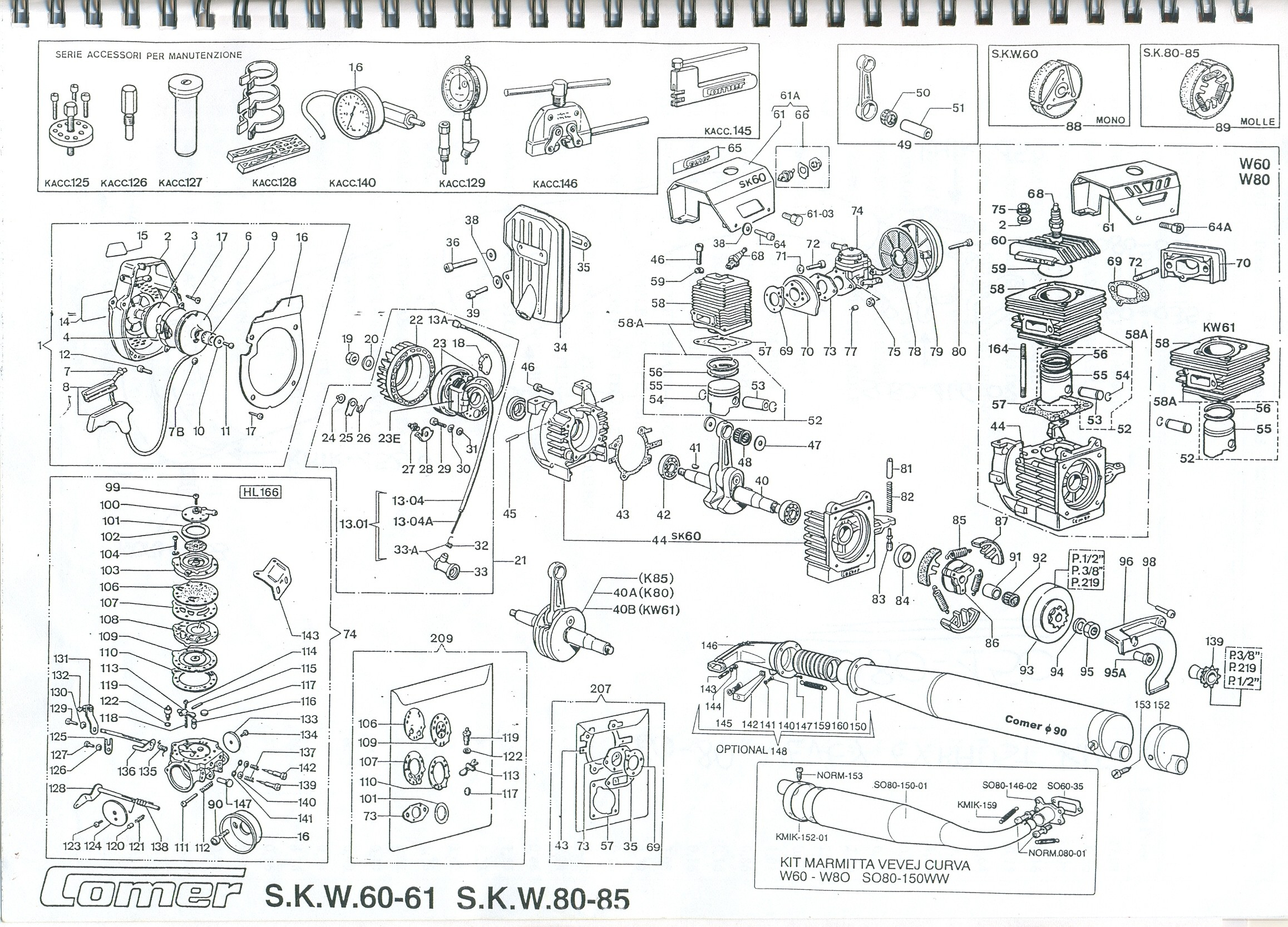 Sel Engine Parts Diagram