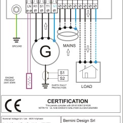 Yanmar Hitachi Alternator Wiring Diagram Ge Front Load Washer Sel Generator Best Site Harness