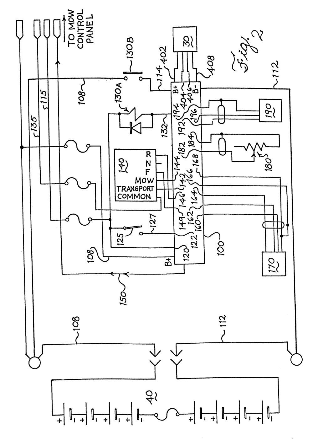 medium resolution of dixie chopper wiring diagram