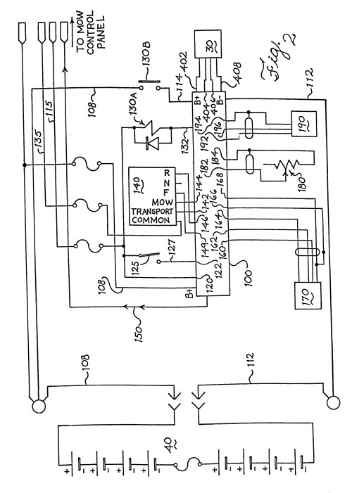 small resolution of dixie chopper wiring diagram